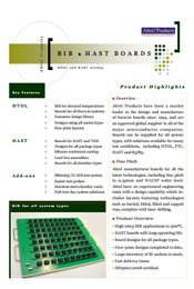 HAST Boards