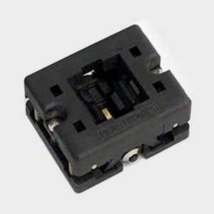 32pin,44pin, 56pin, 64pin QFN Socket supplied by Abrel Products | Europe, USA & SE Asia