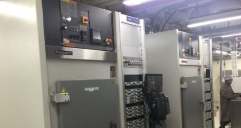 Abrel Endzone Burn-in Systems Installed in the Philippines