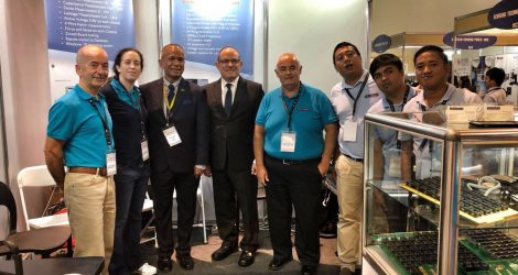 Abrel Products at PSECE 2018 in the Philippines